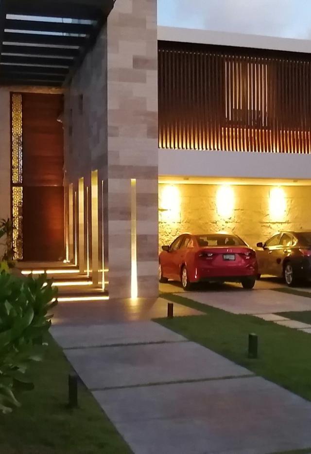 Residencial -  Iluminación exterior